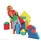 more details on Edushape Giant Foam Blocks - Set of 32.