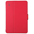 more details on Speck iPad Air 2/3 Folio Case - Poppy Red/Grey.