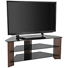 more details on Walnut and Black Glass 55 Inch TV Stand.