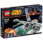 more details on LEGO Star Wars B Wing 75050.