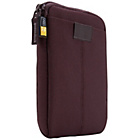 more details on Case Logic Nylon Small External Hard Drive Case - Purple.