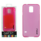 more details on Advanced Accessories Samsung Galaxy S5 Ghost Case - Hot Pink