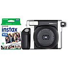 more details on Fujifilm Instax Wide 300 with 10 Shots - Black.