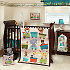 more details on Lambs and Ivy Choo Choo 3 Piece Cot Bedding Set.