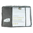 more details on Snug Luxury Duck Feather Matress Topper - Double.