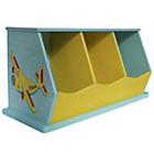 more details on Liberty House Toys Transport 3 Bin Storage Unit.