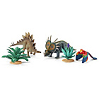 more details on Schleich at Home with The Herbivores.
