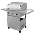 more details on BergHOFF Outdoor Kitchen 3-Burner BBQ.