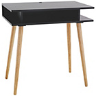 more details on Habitat Cato Desk - Black.