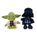 more details on Star Wars: The Force Awakens Plush Toys - Darth Vader/Yoda.