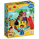 more details on LEGO® DUPLO® Treasure Island - 10604.