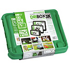more details on DriBox IP55 Tripple Combo Pack - Green.