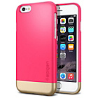 more details on Spigen Style Armor For iPhone 6 - Pink.