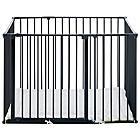 more details on BabyDan Square Metal Playpen - Black.
