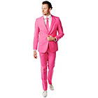 more details on Opposuit Mr Pink Suit Chest 48
