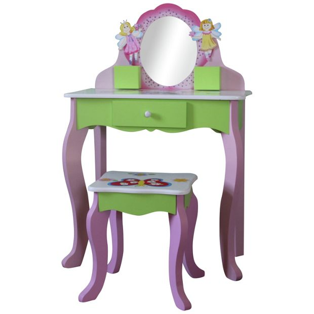 Buy Liberty House Toys Vanity Table With Stool At Argos Co