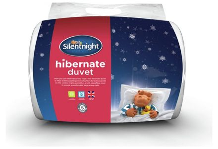 Save up to 1/3 on winter duvets, over 50 lines included.
