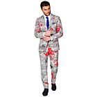 more details on Opposuit Zombiac Suit Chest 40