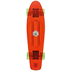 more details on Osprey Retro PC Skateboard - Red.