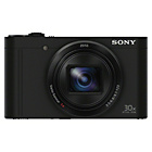more details on Sony WX500 Compact Camera with 30x Optical Zoom - Black.