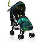 more details on Koochi Speedstar Stroller - Green Hyperwave.