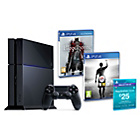 more details on PS4 500GB Console, FIFA 16 and £25 PSN Voucher Pre-order.
