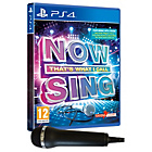 more details on NOW That's What I Call Sing: 1 Mic Pack PS4 Pre-order Game.