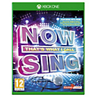 more details on NOW That's What I Call Sing: 1 Mic Pack Xbox One Pre-order.