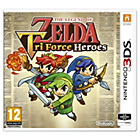 more details on The Legend of Zelda: Triforce Heroes Nintendo 3DS Pre-order.