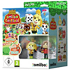 more details on Animal Crossing Amiibo Festival Nintendo Wii U Pre-order.
