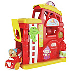 more details on Fisher-Price Learn & Laugh Monkey's Smart Stages Firehouse.