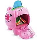 more details on Fisher-Price Learn & Laugh Smart Stages Piggy Bank.