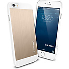 more details on Spigen Aluminium Fit for iPhone 6 - Champagne.