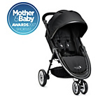 more details on Baby Jogger City Lite Pushchair - Black.