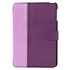 more details on Clik iPad Mini Folio Case - Purple.