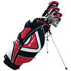 more details on Ben Sayers Golf M15 Mens Package Set - Graphite Red.