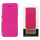 more details on Advanced Accessories iPhone 5/5S Folio - Hot Pink.