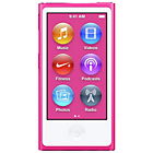 more details on Apple iPod Nano 8th Generation 16GB - Pink.