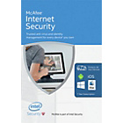 more details on McAfee Internet Security 2016 - Unlimited Device.