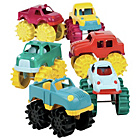 more details on Battat Mini Monster Trucks.