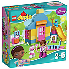 more details on LEGO DUPLO Doc McStuffins Backyard Clinic - 10606.