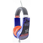 more details on Nerf Kid Safe 2 Headphones - Blue.