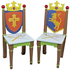 more details on Fantasy Fields Knights and Dragons 2 Chair Set.