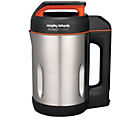 more details on Morphy Richards 501013 Soup Maker with Serrator Blade.