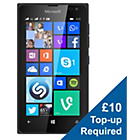 more details on Virgin Nokia Lumia 435 Mobile Phone - Black.