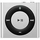 more details on Apple iPod Shuffle 4th Generation 2GB - Silver.