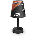 more details on Philips Star Wars Spaceships Table Lamp - Black.