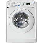 more details on Indesit Innex XWA81252XW 8KG 1200 Spin Washing Machine.