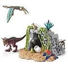 more details on Schleich Dinosaur Set & Cave.