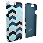 more details on Clik Samsung S6 Hard Shell Case - Chevron.